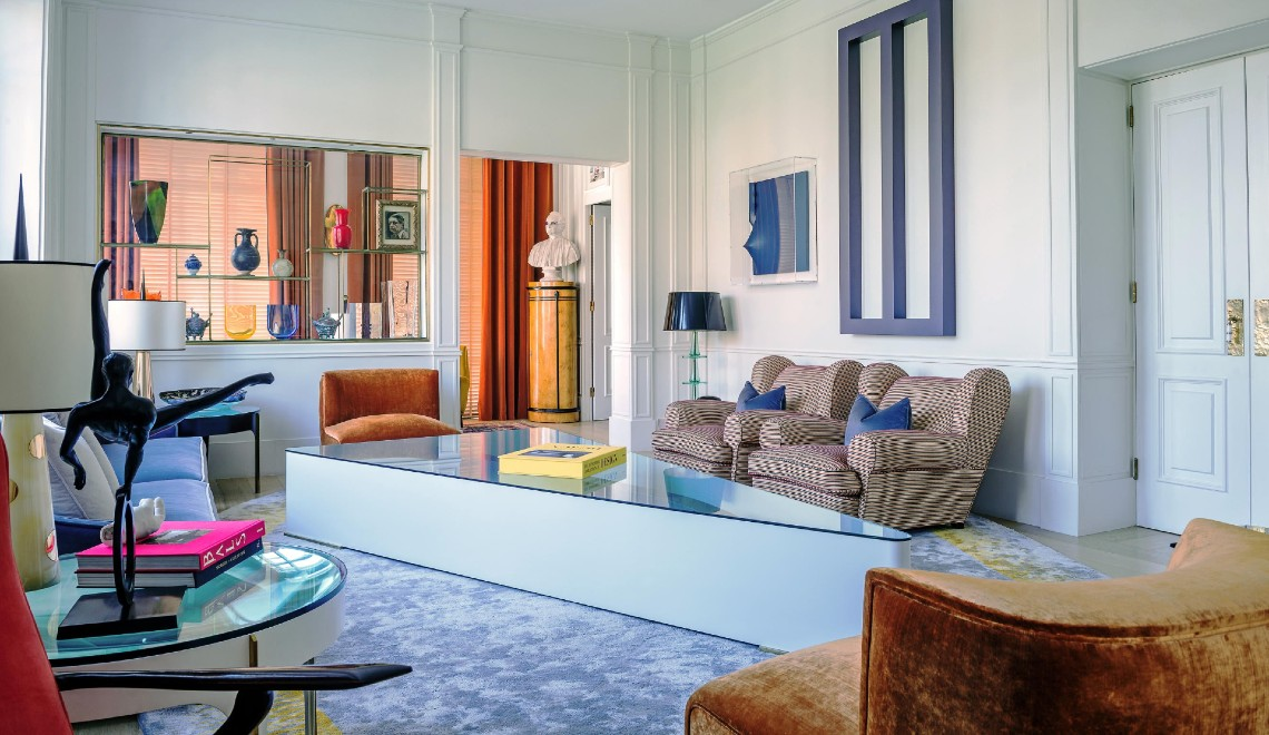 Achille Salvagni's Ode To His Glamorous Rome Apartment