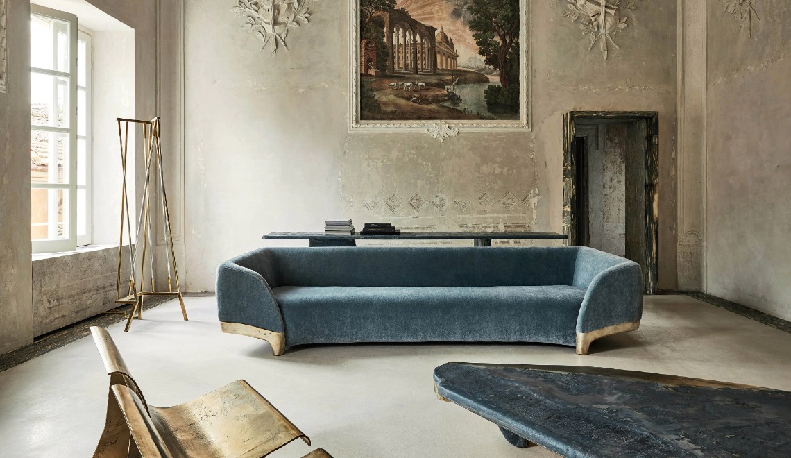 From 18th To 21st-Century, A Tuscan Villa By Vincenzo de Cotiis