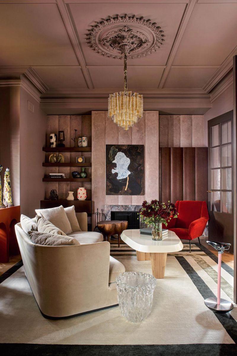 80s Memphis Meets 21st Century Metamodernism In Melbourne Luxury Home (11)