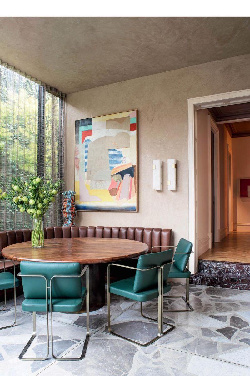 80s Memphis Meets 21st Century Metamodernism In Melbourne Luxury Home (12)