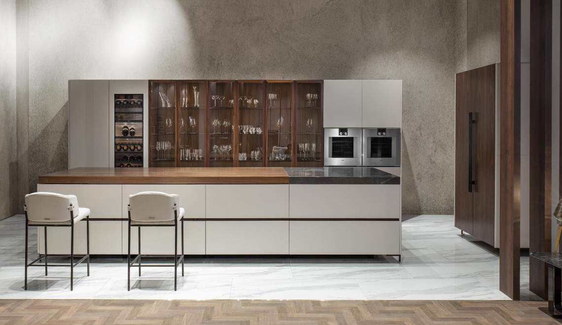 Aston Martin Reveals It's First Ever Luxury Kitchen Design