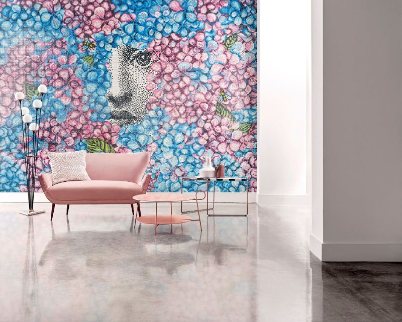 Bisazza and Fornasetti Team Up To Create Striking Mosaic Panels (5) fornasetti Fornasetti and Bisazza Mosaics Join Forces For A Remarkable Collab Bisazza and Fornasetti Team Up To Create Striking Mosaic Panels 5