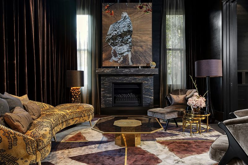 How Maximalism And Minimalism Coexist Perfectly In This Home Design (1)