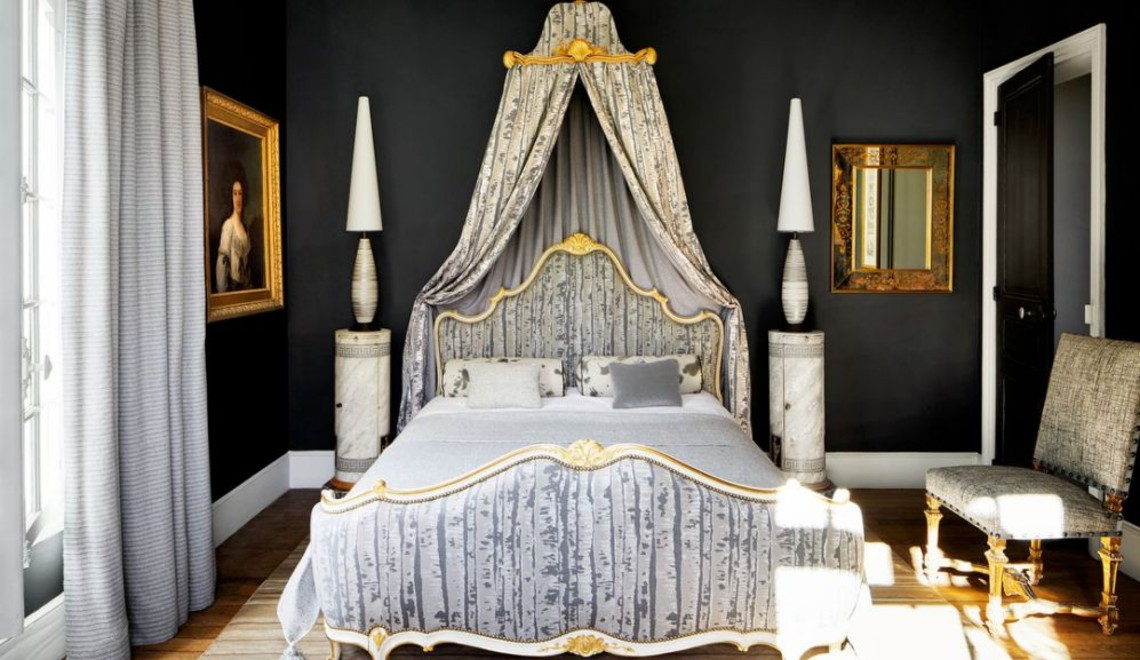 Jean-Louis Deniot Brings New Life To A 18th Century French Manor ft jean-louis deniot Jean-Louis Deniot Brings New Life To A 18th Century French Manor Jean Louis Deniot Brings New Life To A 18th Century French Manor ft