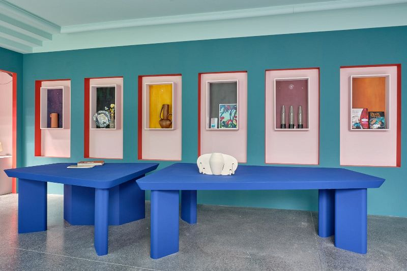 Pierre Yovanovitch Creates Colourful Boutique For Design Parade Hyères (8) pierre yovanovitch A Striking Boutique by Pierre Yovanovitch For Design Parade Hyères Pierre Yovanovitch Creates Colourful Boutique For Design Parade Hy  res 8