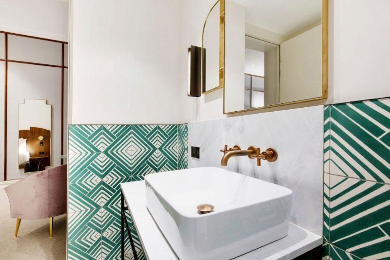 Luxury Hotel Bathrooms To Inspire Your Next Restroom Renovation (12) hotel bathroom Luxury Hotel Bathrooms To Inspire Your Next Restroom Renovation Luxury Hotel Bathrooms To Inspire Your Next Restroom Renovation 12