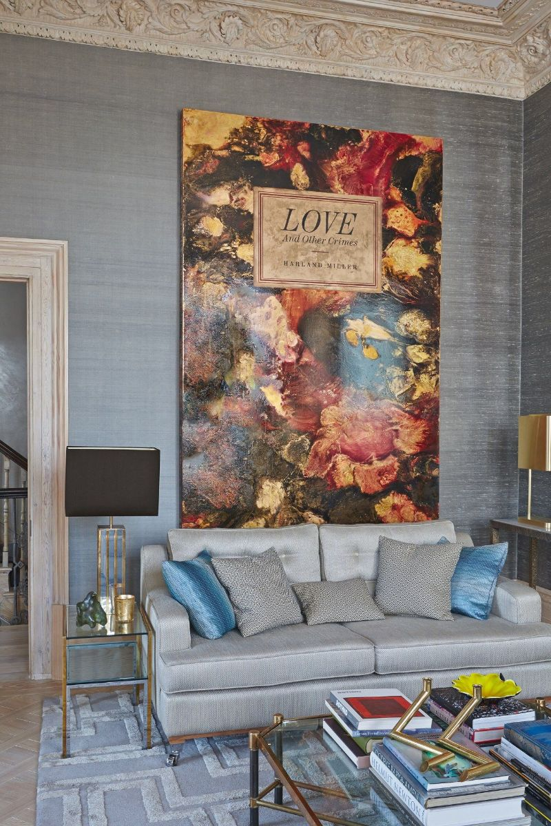 Peter Mikic Restores West London Townhouse To It's Original Charm (3) peter mikic Peter Mikic Restores West London Townhouse To It's Original Charm Peter Mikic Restores West London Townhouse To Its Original Charm 3