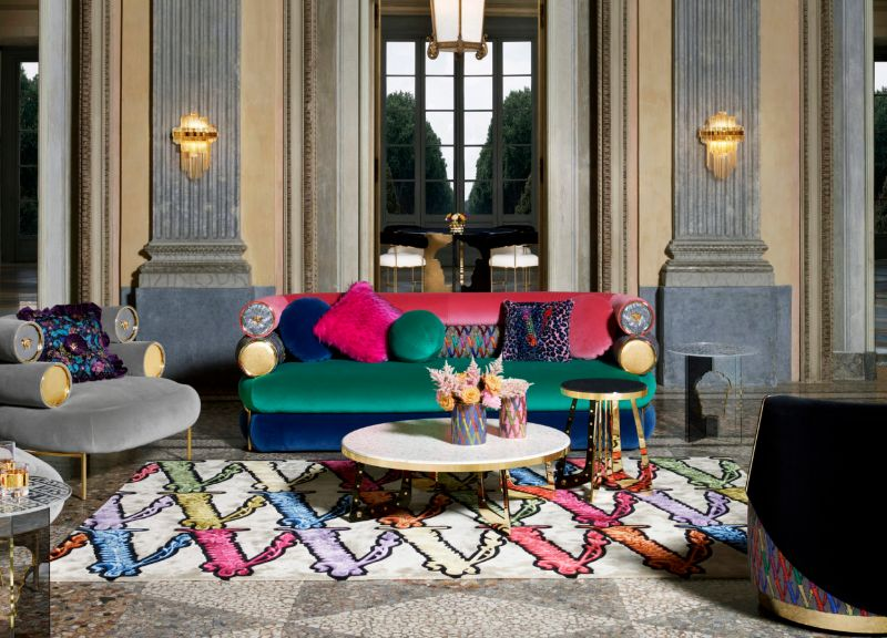 The Essence Of Luxury Living, Discover Versace's Home Collection 2020 (1) versace A Total Allure: Unraveling Versace's Newest 2020 Home Collection The Essence Of Luxury Living Discover Versaces Home Collection 2020 1