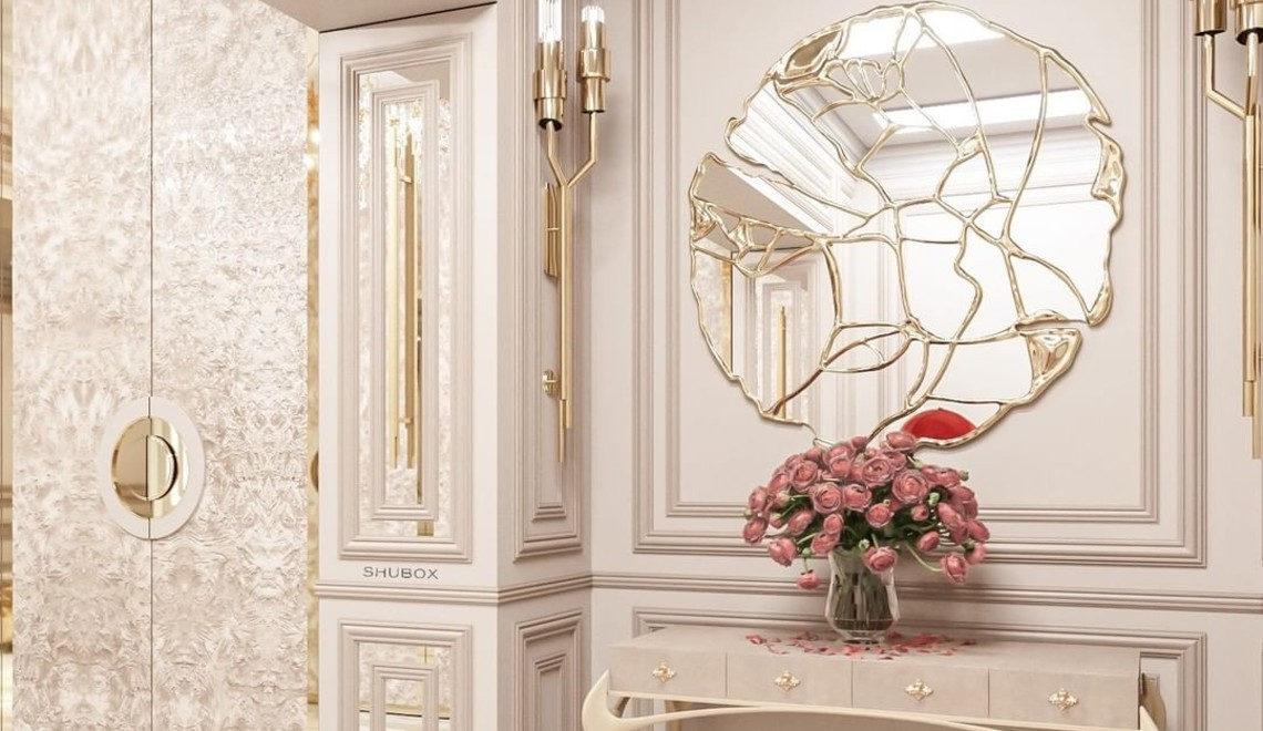 Luxury Mirrors To Elevate Your Modern Home Design