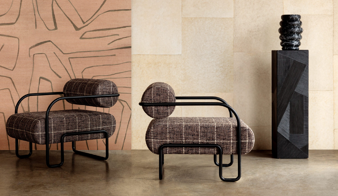 Kelly Wearstler Presents A Furniture and Lighting Fall Collection