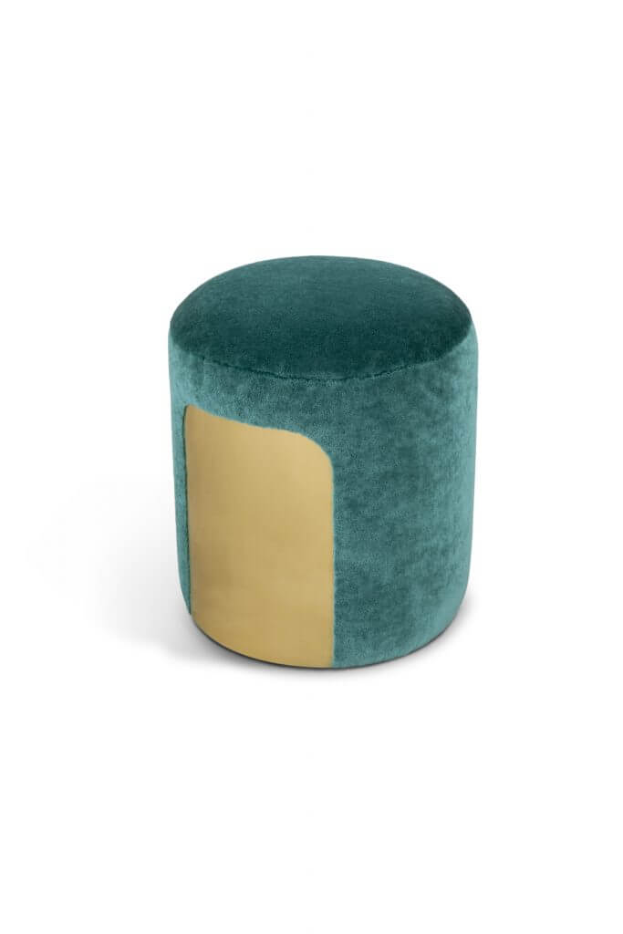 studiopepe Studiopepe & Essential Home Collection: A Geometrical Concept Of Design Studiopepe Essential Home Collection A Geometrical Concept Of Design FITZGERALD STOOL