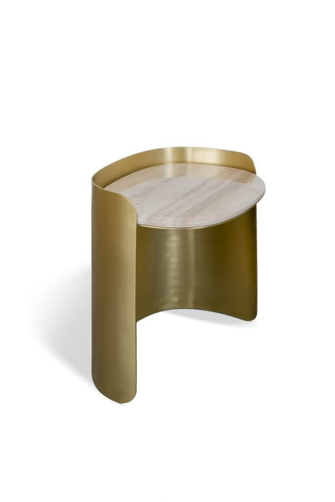 studiopepe Studiopepe & Essential Home Collection: A Geometrical Concept Of Design Studiopepe Essential Home Collection A Geometrical Concept Of Design FRANCIS SCOTT SIDE TABLE