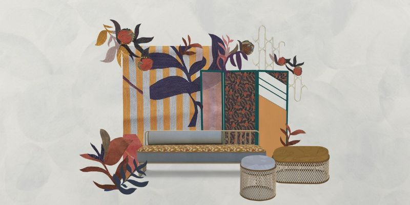 cristina celestino Cristina Celestino and Maison Matisse Team Up For A Furniture Collection collection de cristina celestino c maison matisse 1598868523 1