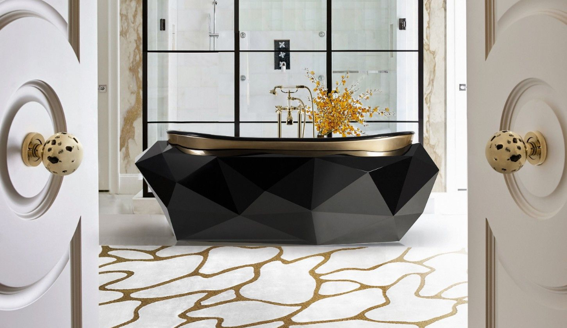 Pamper Yourself With These Modern Bathrooms By Boca do Lobo