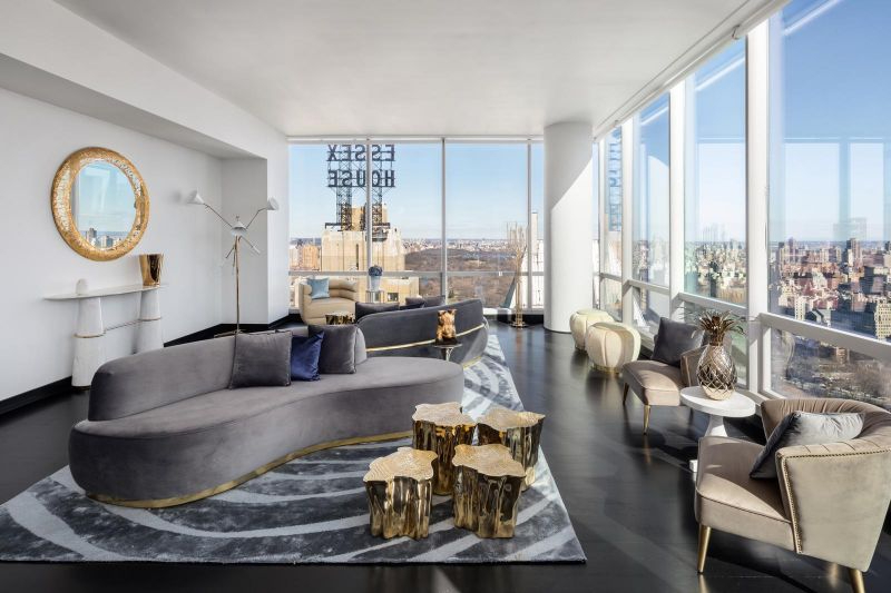 Luxurious Interior Design Projects In New York City interior design project Luxurious Interior Design Projects In New York City Covet New York