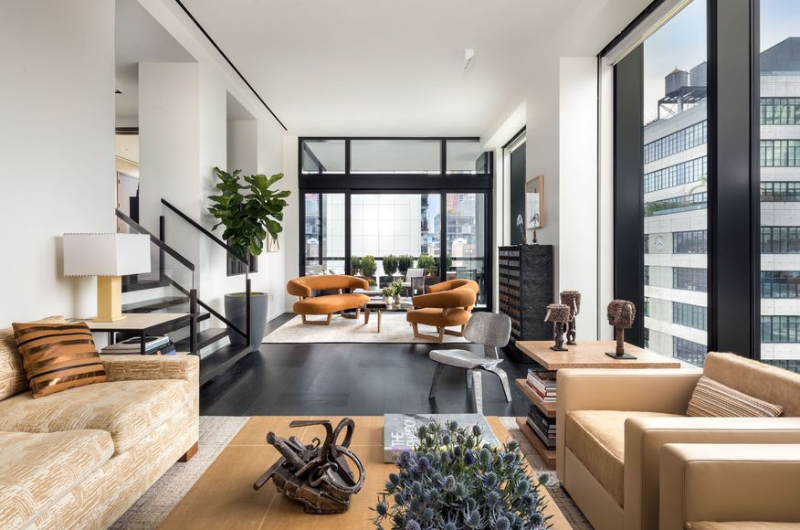 Luxurious Interior Design Projects In New York City interior design project Luxurious Interior Design Projects In New York City thegettypetermarino