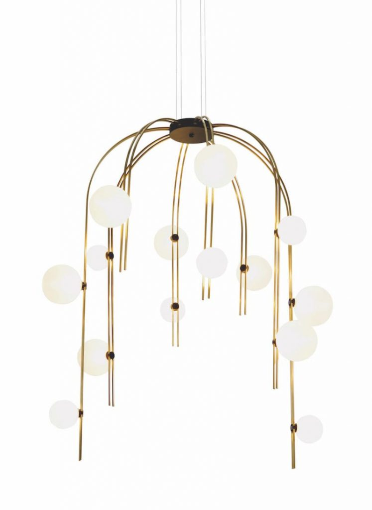 25 Modern Chandeliers That Will Make A Striking Impact modern chandelier 25 Modern Chandeliers For An Art-Filled Home 25 Modern Chandeliers That Will Make A Striking Impact 6 747x1024