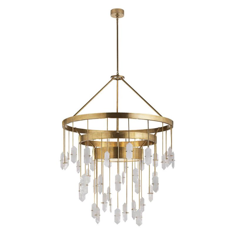 25 Modern Chandeliers That Will Make A Striking Impact modern chandelier 25 Modern Chandeliers For An Art-Filled Home 25 Modern Chandeliers That Will Make A Striking Impact 9