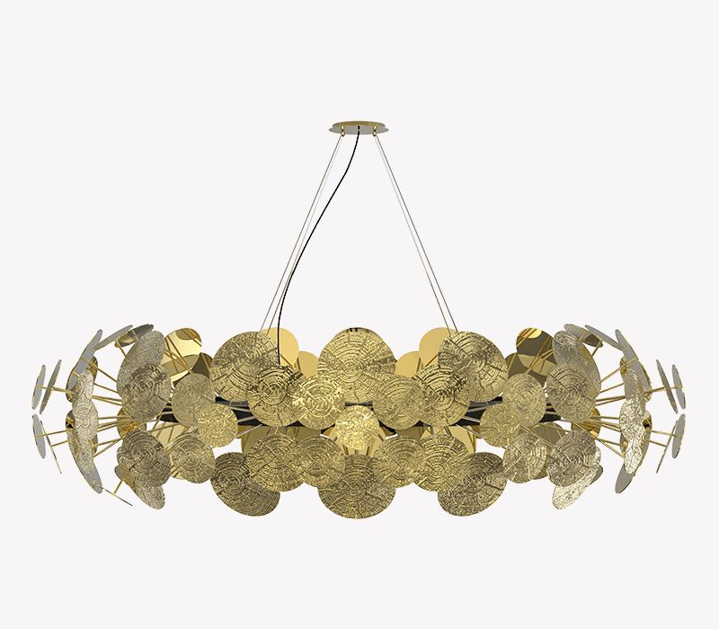 25 Modern Chandeliers That Will Make A Striking Impact modern chandelier 25 Modern Chandeliers For An Art-Filled Home 25 Modern Chandeliers That Will Make A Striking Impact