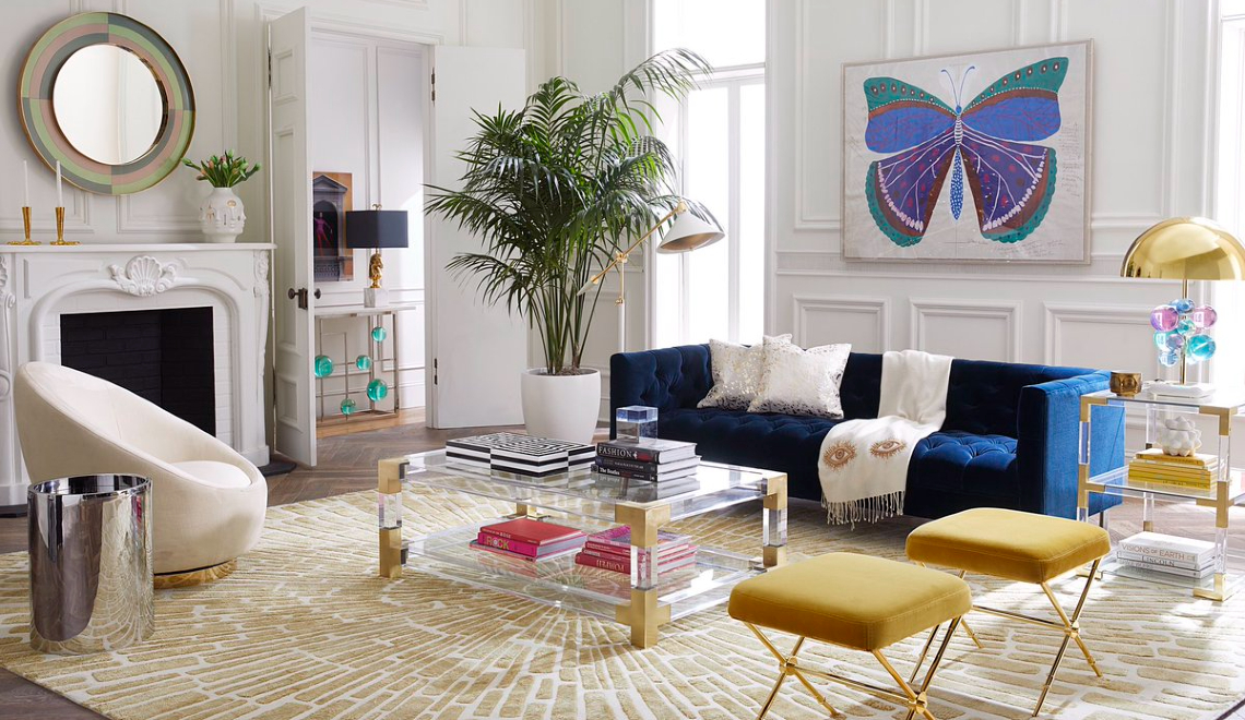 25 Modern Center Tables To Adorn A Luxury Living Room