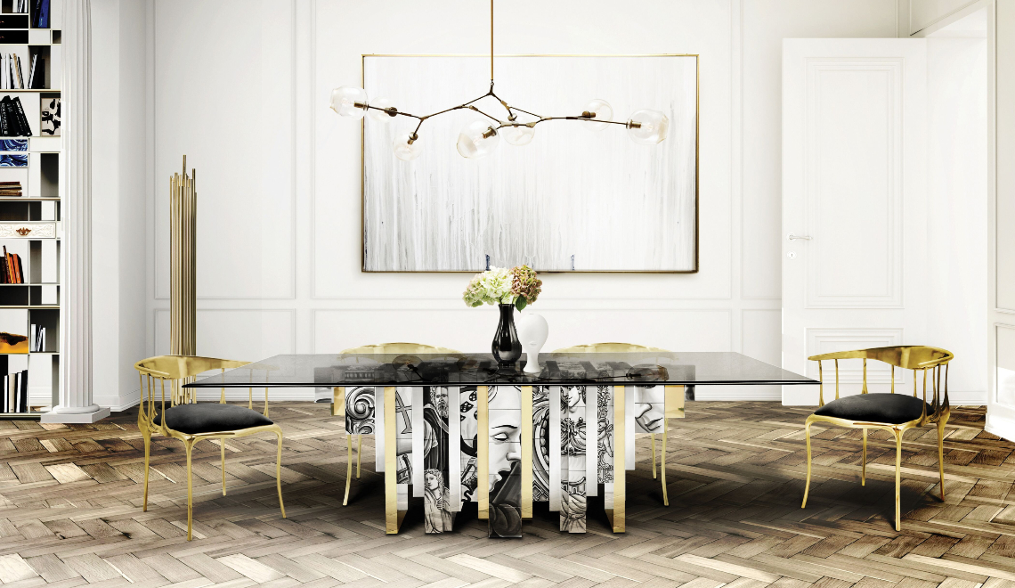 square dining table 10 Square Dining Table Ideas For Your Dining Room feature image 2021 01 06T153821