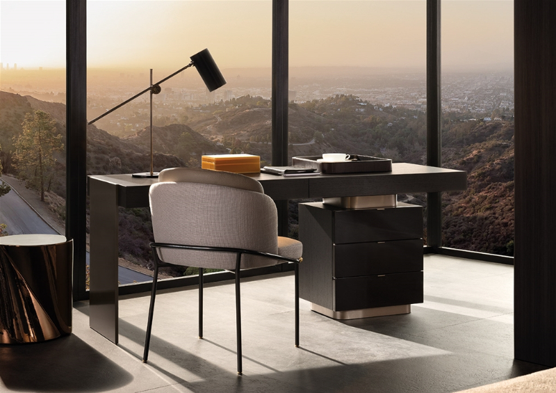 10 Modern Desk For A Luxury Office Design modern desks 10 Modern Desk For A Luxury Office Design 17342 n CARSON 05 GALLERY 1
