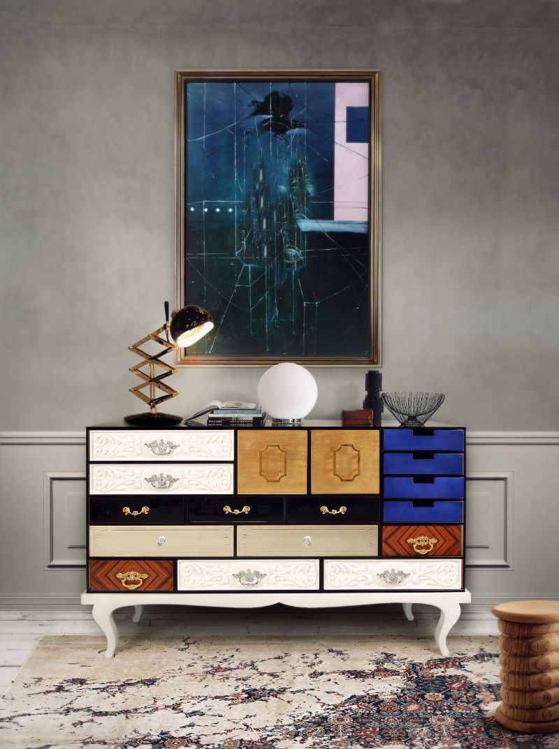 40 Furniture Ideas For The Luxury Living Room Of Your Dreams luxury living room 40 Furniture Designs To Upgrade Your Luxury Living Room A Premium Selection Of 20 Modern Sideboards You Need To See 1