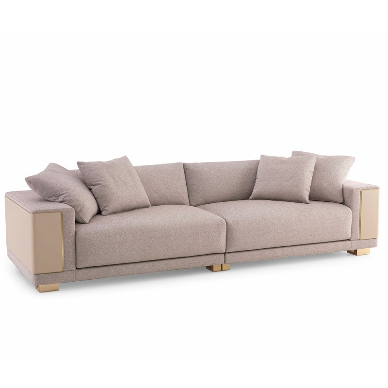 40 Furniture Ideas For The Luxury Living Room Of Your Dreams luxury living room 40 Furniture Ideas For The Luxury Living Room Of Your Dreams Fendi Icon Lite D3 Sofa 1