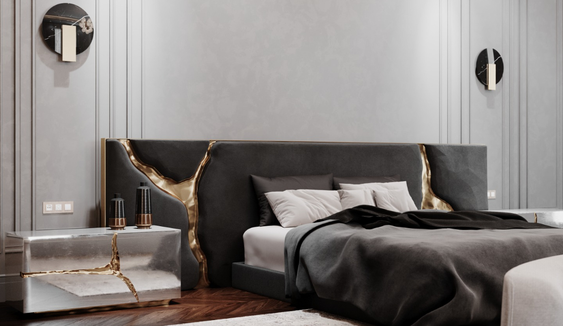 Modern Headboards For A Sublime And Luxury Design