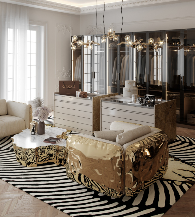 This Is What A Luxury Penthouse's Master Suite Looks Like master suite Inside An Opulent Luxury Penthouse's Master Suite WhatsApp Image 2021 02 09 at 16