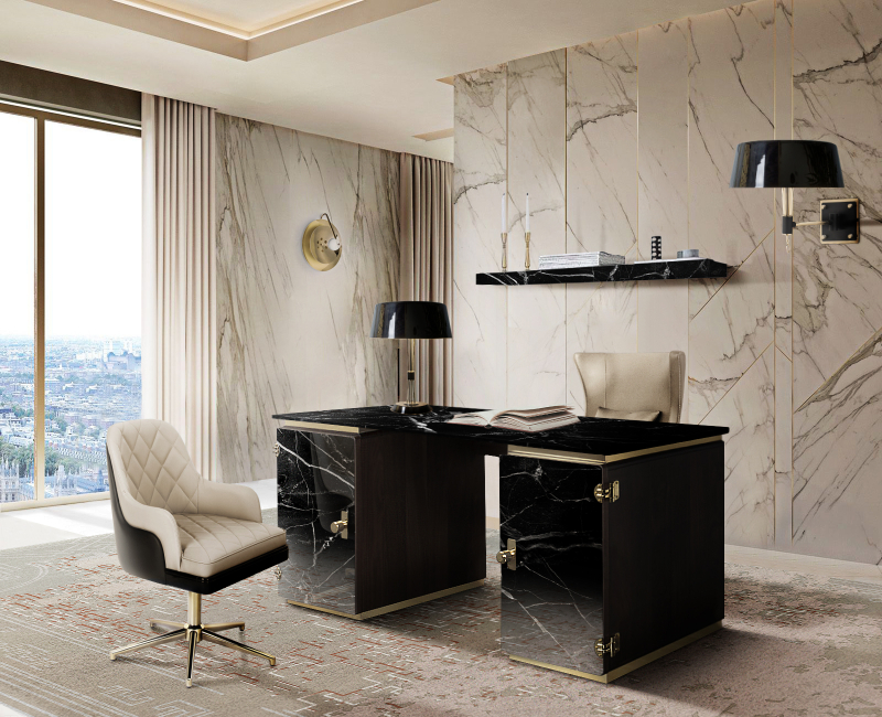 10 Modern Desk For A Luxury Office Design modern desks 10 Modern Desk For A Luxury Office Design ambience 333 HR 1