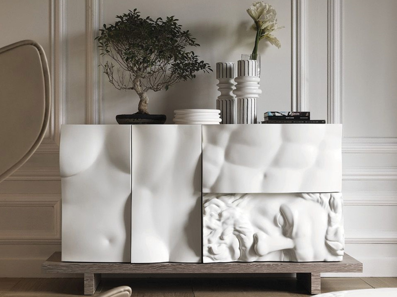 40 Furniture Ideas For The Luxury Living Room Of Your Dreams luxury living room 40 Furniture Designs To Upgrade Your Luxury Living Room ercole e afrodite sideboard driade 1