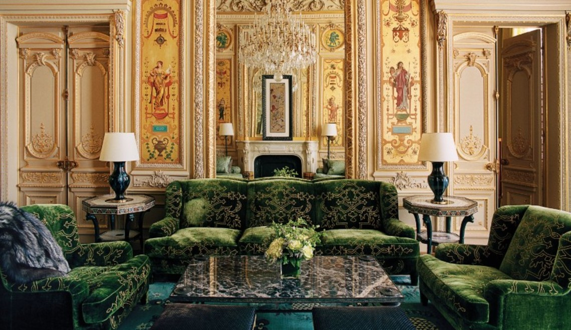 Discover This Luxury Paris Mansion By The Distinguished Jacques Grange jacques grange Discover This Luxury Paris Mansion By The Distinguished Jacques Grange 800 1