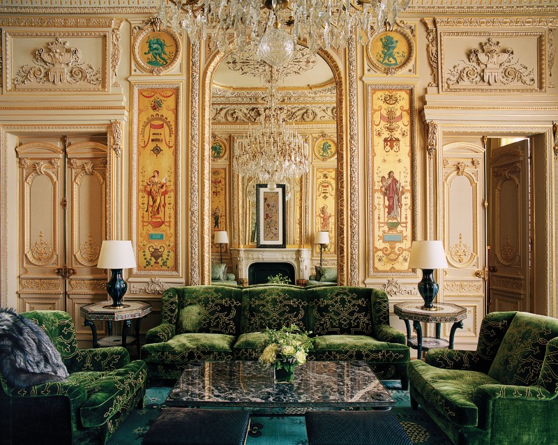 Discover This Luxury Paris Mansion By The Distinguished Jacques Grange jacques grange Discover This Luxury Paris Mansion By The Distinguished Jacques Grange 800
