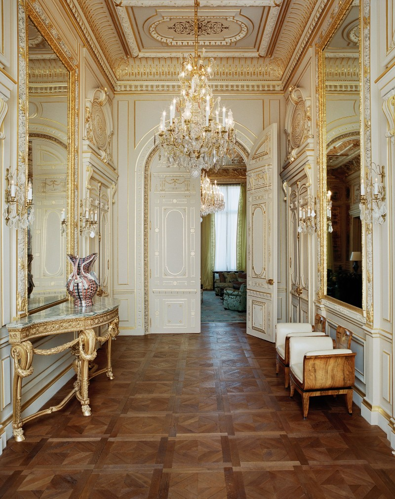 jacques grange Discover This Luxury Paris Mansion By The Distinguished Jacques Grange AD0321 GRANGE 12