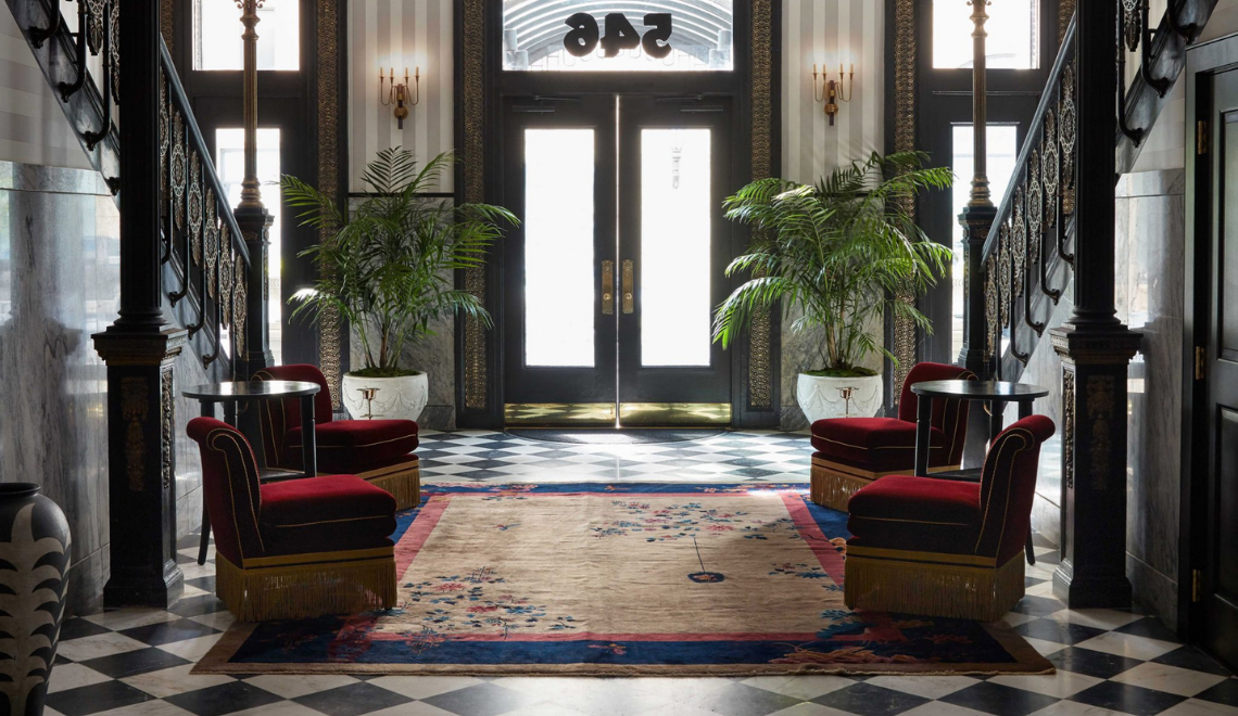 The Most Impressive Interior Design Projects In New Orleans
