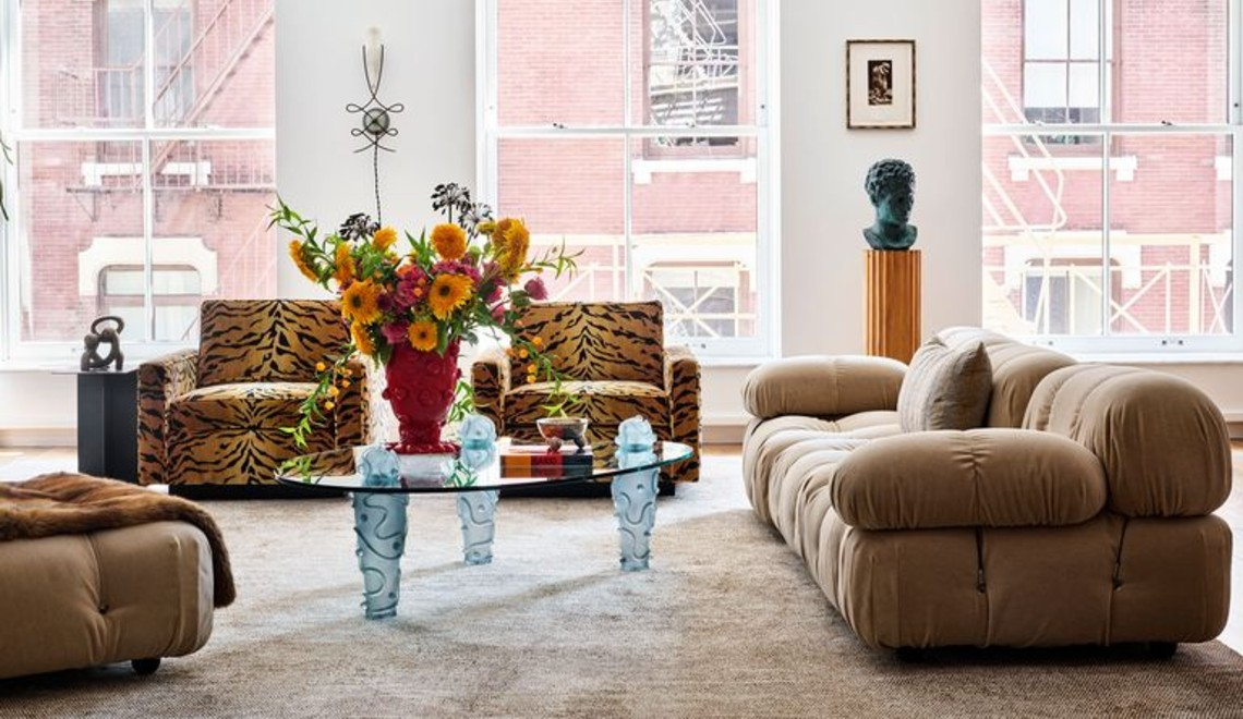 soho loft House Tour Of An Airy Soho Loft With A Modern Italian Design edc web tour jessie schuster 1 1613755707 2