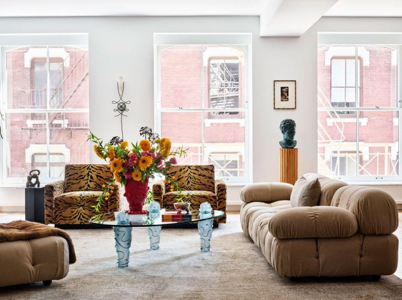 House Tour Of An Airy Soho Loft With A Modern Italian Design soho loft House Tour Of An Airy Soho Loft With A Modern Italian Design edc web tour jessie schuster 1 1613755707
