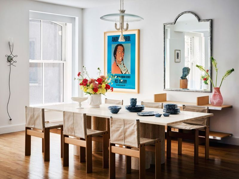 House Tour Of An Airy Soho Loft With A Modern Italian Design soho loft House Tour Of An Airy Soho Loft With A Modern Italian Design edc web tour jessie schuster 3 1613755955