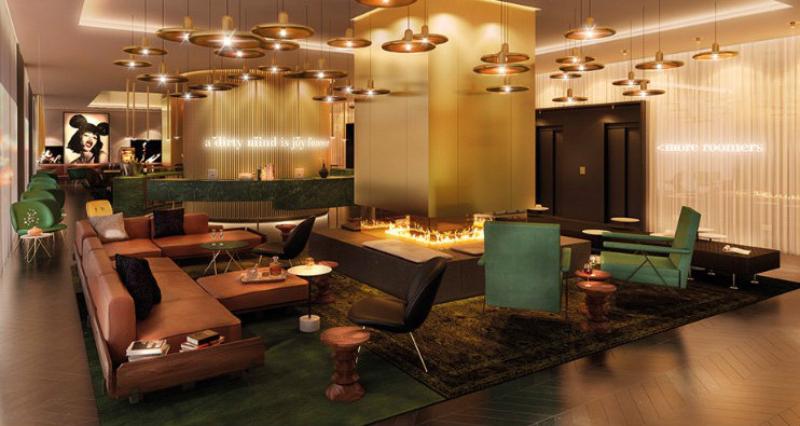 Inspiring Interior Design Projects In Munich interior design project Inspiring Interior Design Projects In Munich hotel