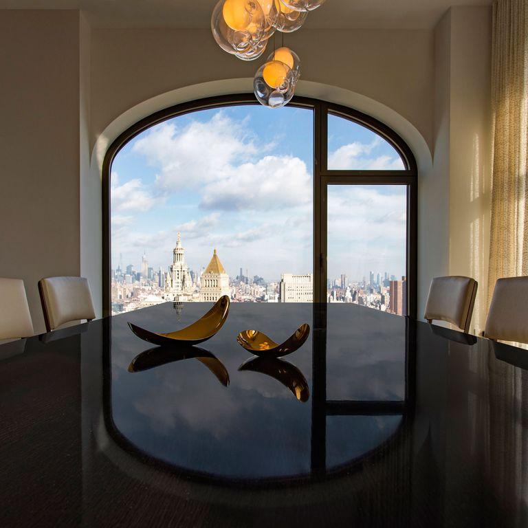 David Adjaye´s new Manhattan skyscraper: Take a look inside david adjaye David Adjaye's New Manhattan Skyscraper: Take A Look Inside image 17 41b dining room edit 1615322531