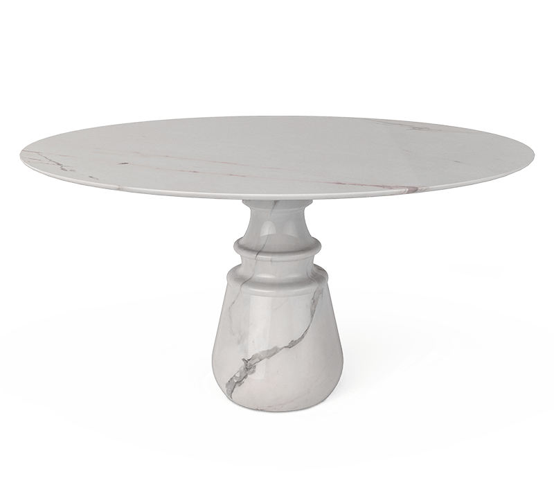 marble design Marble Design For Your Contemporary Home pietra round dining table 01 boca do lobo