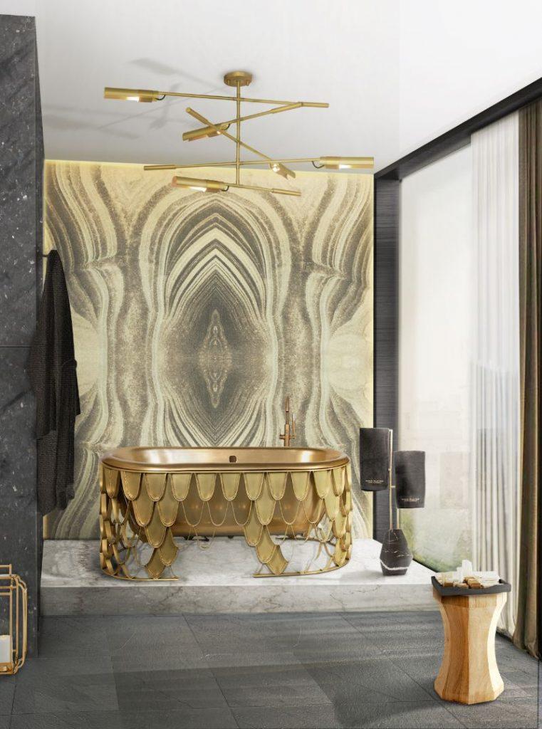 bathtub design Exclusive Bathtub Design To Spark Some Inspiration In You 15 koi bathtub diamond towel rack thompson stool maison valentina 1 HR 1 1 761x1024
