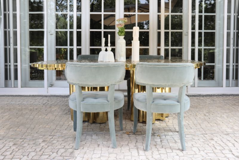 modern dining table 20 Modern Dining Tables For Your Contemporary Dining Room 4Z2A7075