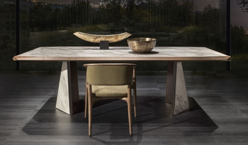 modern dining table 20 Modern Dining Tables For Your Contemporary Dining Room 5548 z editorial Amadeus min