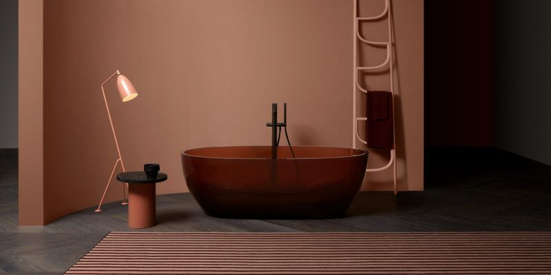 bathtub design Exclusive Bathtub Design To Spark Some Inspiration In You AL Showroom 2019 10 10 Reflex Ginger 01 1