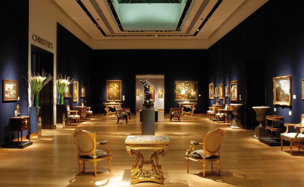 The best Luxury Showrooms In Dubai luxury showrooms The best Luxury Showrooms In Dubai Christies London m1 1024x630 1
