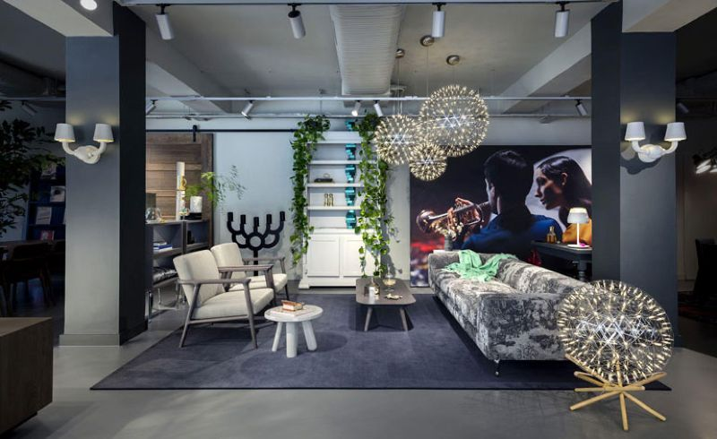 The Best Luxury Showrooms In London luxury showrooms The Best Luxury Showrooms In London MOOOI