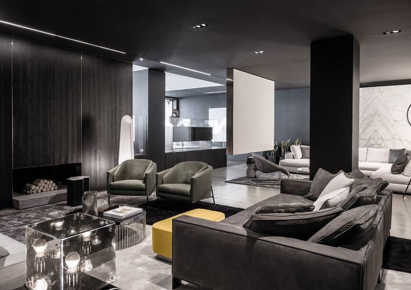 The Best Luxury Showrooms In London luxury showrooms The Best Luxury Showrooms In London Minotti 1
