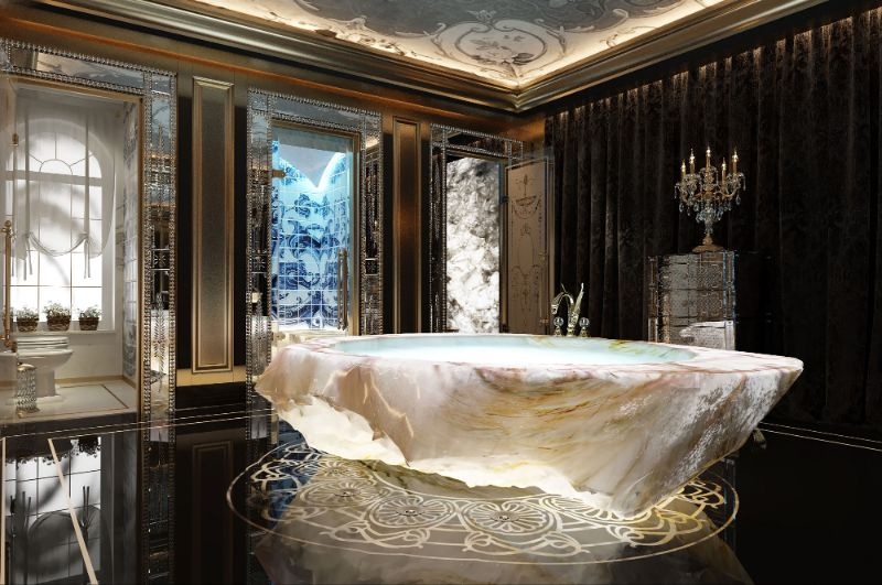 bathtub design Exclusive Bathtub Design To Spark Some Inspiration In You a1d8be082abd9d597e870cc1a7be796e 1 1